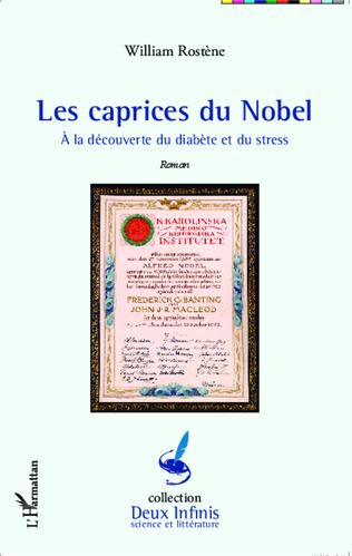 Couverture Caprices du Nobel