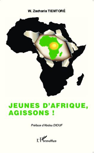 Couverture Jeunes d'Afrique, agissons !