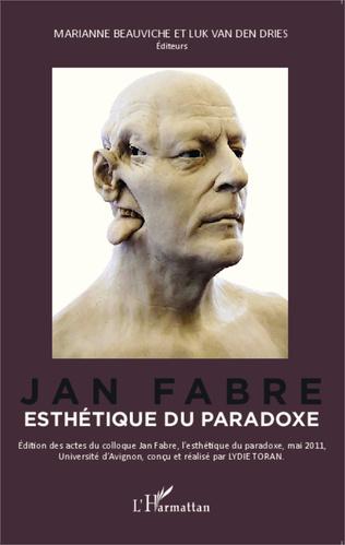 Couverture Jan Fabre