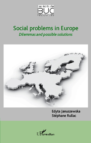 Couverture Social problems in europe