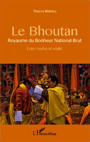 Couverture Le Bhoutan