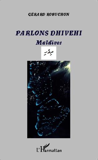 Couverture Parlons Dhivehi