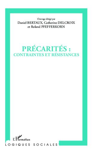 Couverture Précarités : contraintes et résistances