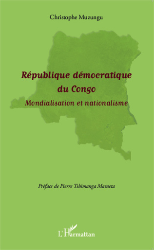 Couverture République démocrattique du Congo