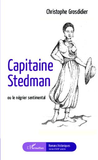 Couverture Capitaine Stedman