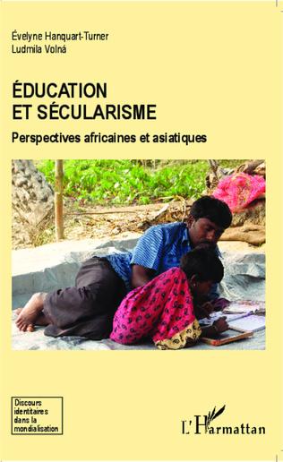 Couverture Éducation et sécularisme