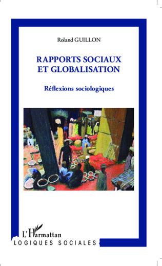 Couverture Rapports sociaux et globalisation