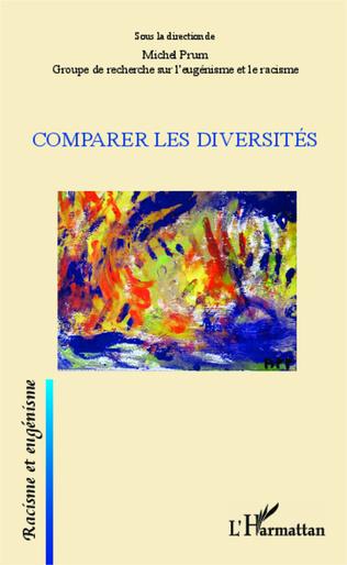 Couverture Comparer les diversités