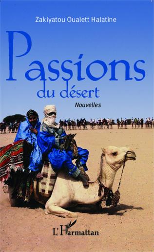 Couverture Passions du désert