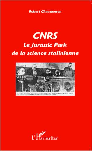Couverture CNRS