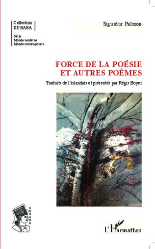Couverture Force de la poésie et autres poèmes