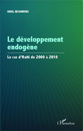 Couverture Le développement endogène