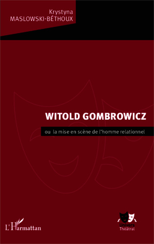 Couverture Witold Gombrowicz