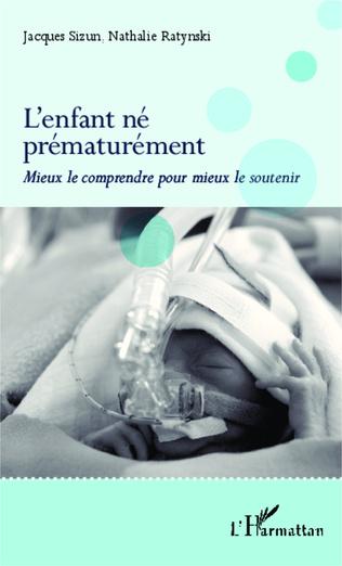 Couverture L'enfant né prématurément