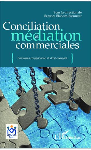 Couverture Conciliation et médiation commerciale