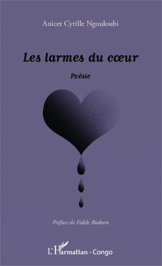 Couverture Les larmes du coeur