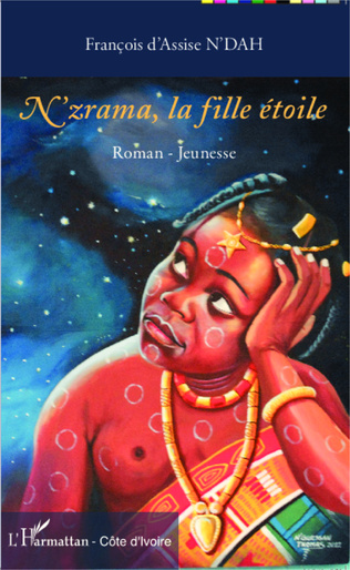 Couverture N'zrama, la fille étoile