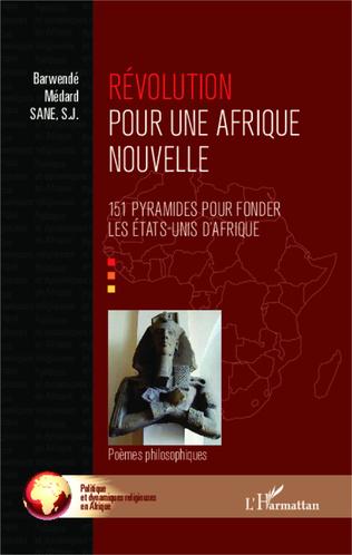 Couverture Révolution pour une Afrique nouvelle