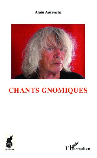 Couverture Chants gnomiques