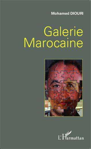 Couverture Galerie marocaine