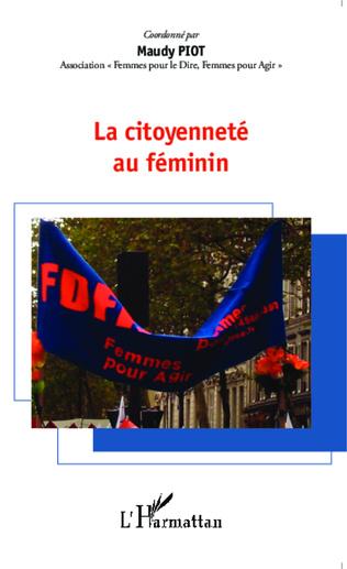 Couverture La citoyenneté au féminin