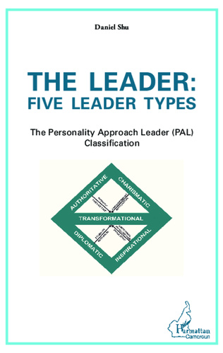Couverture The leader : five leader types