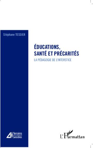 Couverture Educations, santé et précarités