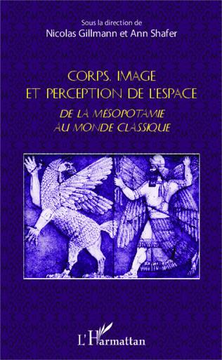 Couverture Corps, image et perception de l'espace