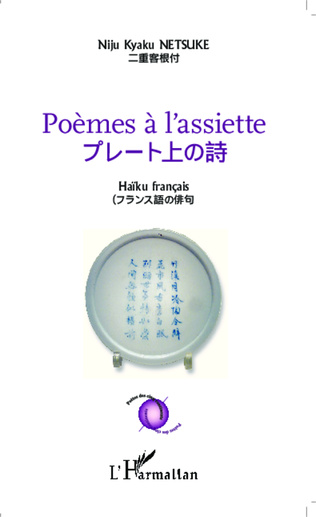 Couverture Poèmes à l'assiette