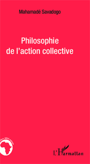 Couverture Philosophie de l'action collective