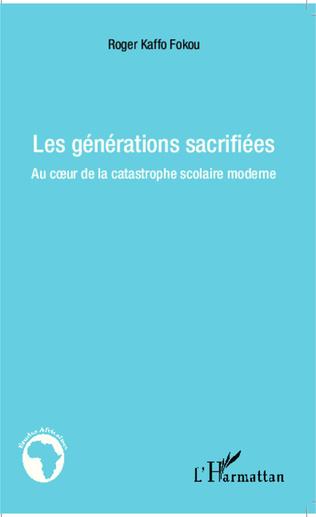 Couverture Les générations sacrifiées
