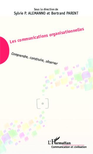 Couverture Les communications  organisationnelles