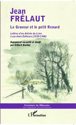 Couverture Le Graveur et le petit Renard
