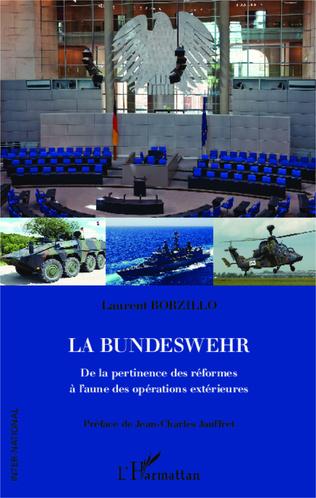 Couverture La Bundeswehr