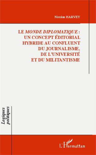 Couverture Le <em>Monde diplomatique</em> :