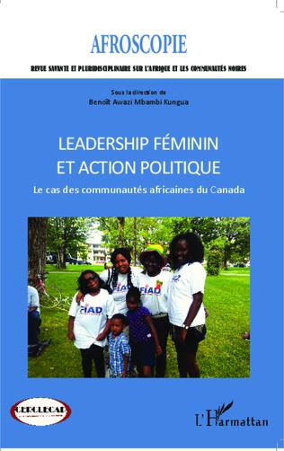 Couverture Leadership féminin et action politique