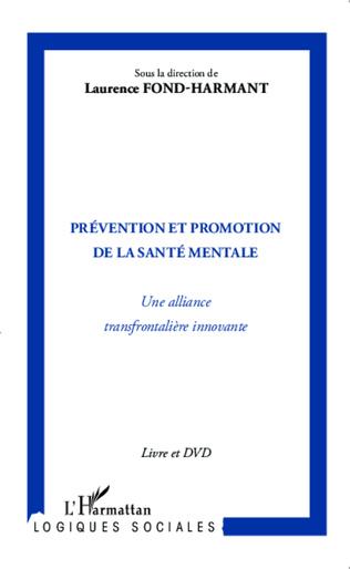 Couverture Prévention et promotion de la santé mentale