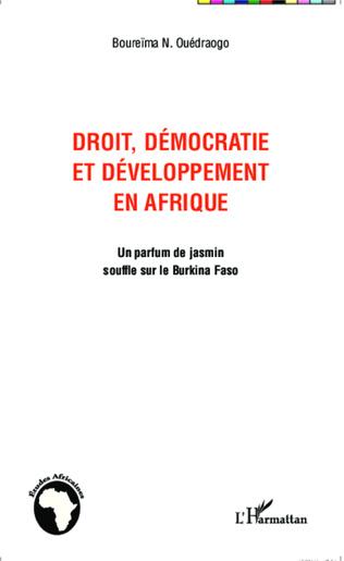 Couverture Droit, démocratie et développement en Afrique