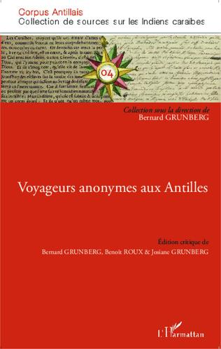 Couverture Voyageurs anonymes aux Antilles