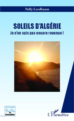 Couverture Soleils d'Algérie