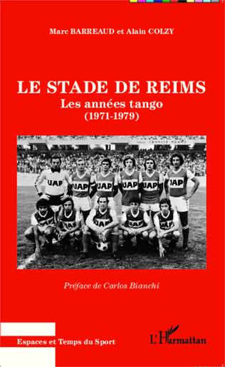 Couverture Le stade de Reims
