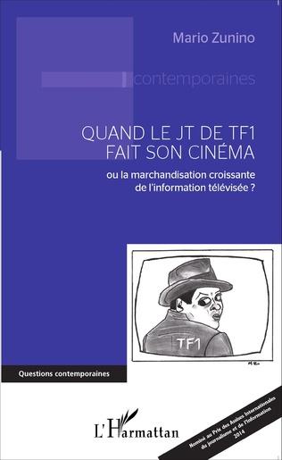 Couverture Quand le JT de TF1 fait son cinéma