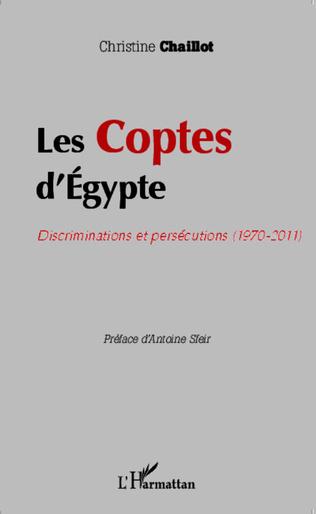 Couverture Les Coptes d'Egypte