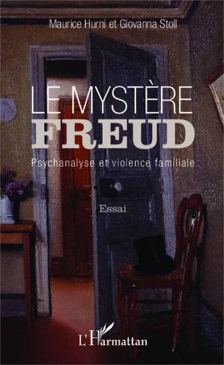 Couverture Le mystère Freud