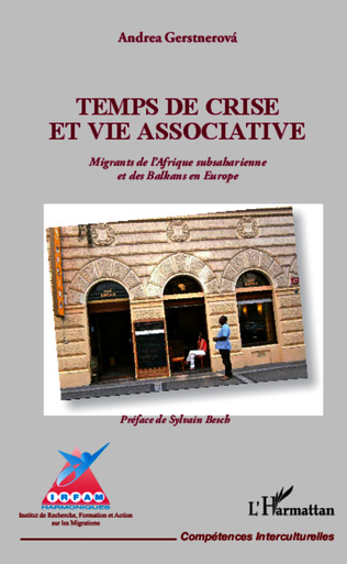 Couverture Temps de crise et vie associative