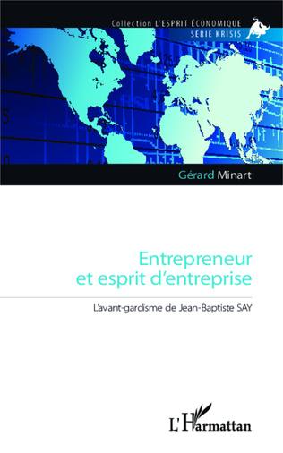 Couverture Entrepreneur et esprit d'entreprise