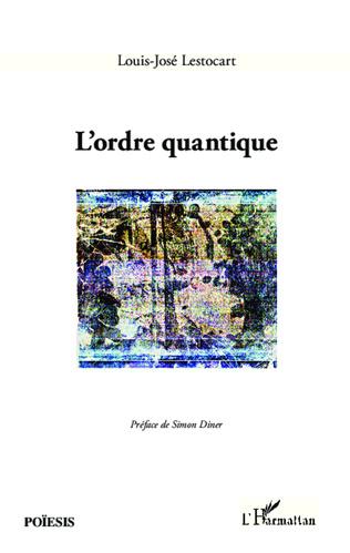 Couverture L'ordre quantique