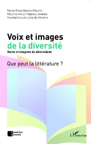 Couverture Voix et images de la diversité
