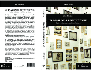 Couverture Un imaginaire institutionnel
