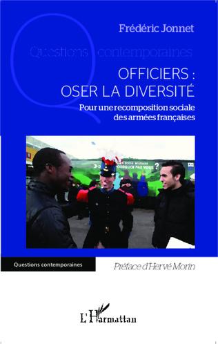 Couverture Officiers : oser la diversité